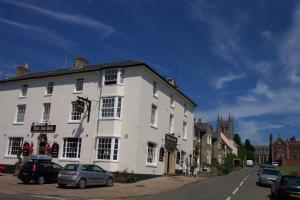 The Black Lion Hotel And Restaurant Long Melford
