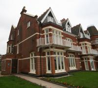 Britten House Lowestoft